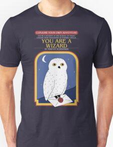 Conjure Your Own Adventure (Dark Shirt) T-Shirt