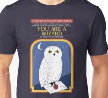 Conjure Your Own Adventure (Dark Shirt) Unisex T-Shirt
