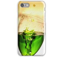 Green Glass 2. iPhone Case/Skin