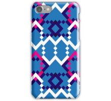 abstract geometric background iPhone Case/Skin