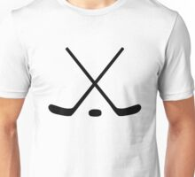 Hockey Sticks Unisex T-Shirt