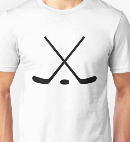 Hockey Sticks Unisex T-Shirt