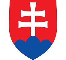 Coat of Arms of Slovakia  Photographic Print