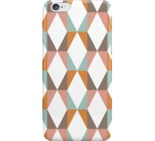 Colored triangles iPhone Case/Skin