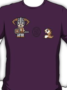 Fus-Ro-Bubble-Bobble  T-Shirt