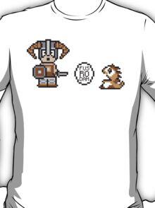 Fus-Ro-Bubble-Bobble  T-Shirt