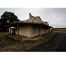 Butcher, Draper, Grocer, Lue, NSW Photographic Print