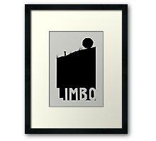 """Limbo #4 """"Boulder"""" Framed Print"""