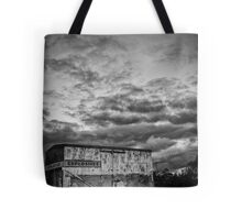 an empty threat Tote Bag