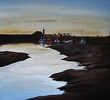 Whitehaven Harbour by BevWallace