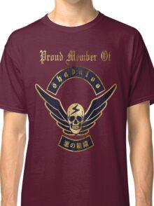 Proud Member of Shadaloo Classic T-Shirt
