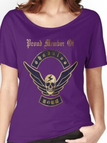 Proud Member of Shadaloo Women's Relaxed Fit T-Shirt