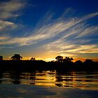 Murray River by Lochlan Rovina