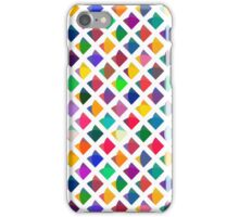 Colorful elements iPhone Case/Skin