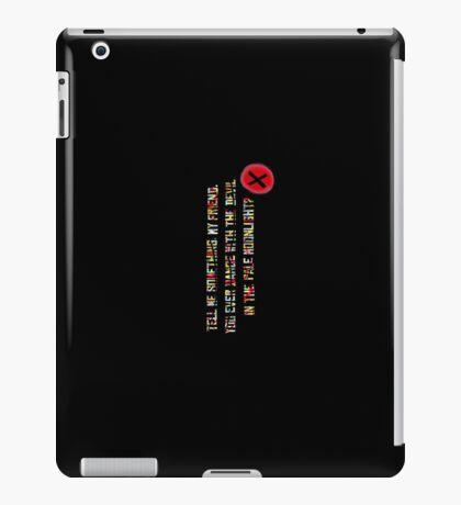 Joker2. iPad Case/Skin