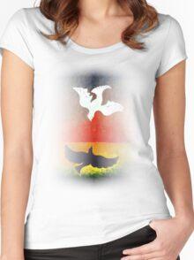 Flight I Women's Fitted Scoop T-Shirt