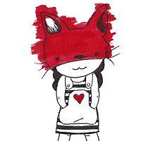 Fox Child Malkah by Toryfox