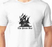 The Pirate bay (black) Unisex T-Shirt