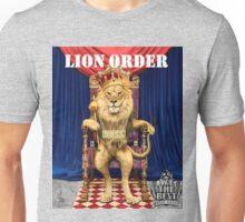 Dj Khaled Lion Order parody  Unisex T-Shirt