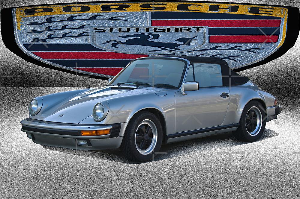 1984 Porsche 911 Carrera III by DaveKoontz