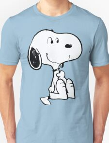 Snoopy Smiling T-Shirt