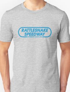 Rattlesnake Speedway - Inspired by Bruce Springsteen's 'The Promised Land' T-Shirt