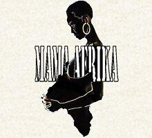 Mama Afrika Zipped Hoodie