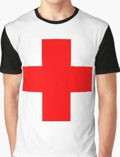 Medical Cross Graphic T-Shirt