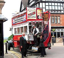 VINTAGE TRANSPORT IN CHESTER by gothgirl