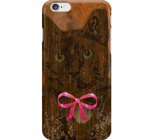 Wood Suki iPhone Case/Skin