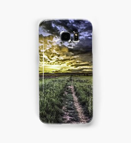 Release your dreams into reality Samsung Galaxy Case/Skin