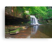 Cauldron Falls Canvas Print