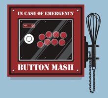 Button Mash Kids Tee