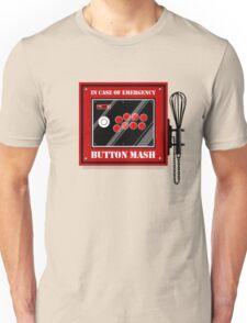 Button Mash Unisex T-Shirt
