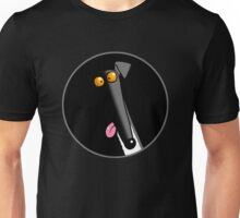 Derp in the Dark Unisex T-Shirt