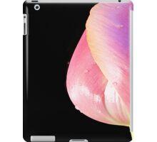 HalfTulip on Black iPad Case/Skin