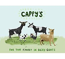 Cappy's Commission Photographic Print