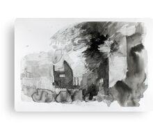 Mannamead Road 2 Canvas Print