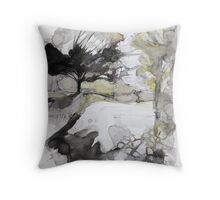 Mutley Park 2 Throw Pillow