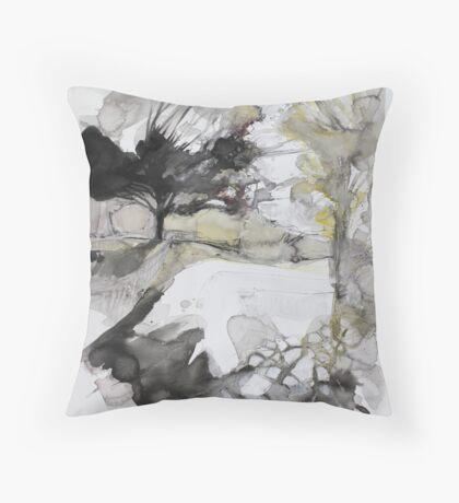 Mutley Park 2 Throw Pillow