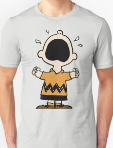 Charlie Crying T-Shirt
