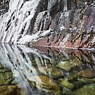 River Etive Ice  by Brian Kerr