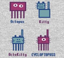 Cycloptopuss Genetics by Hazel Savage