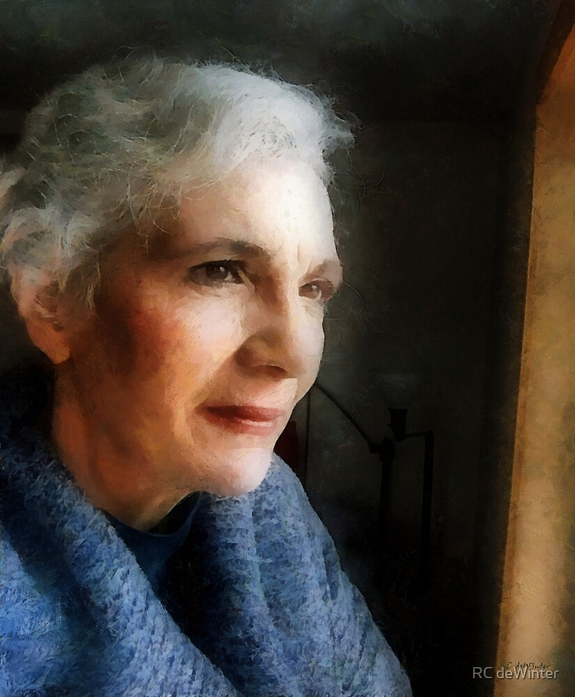 The Anchorite by RC deWinter