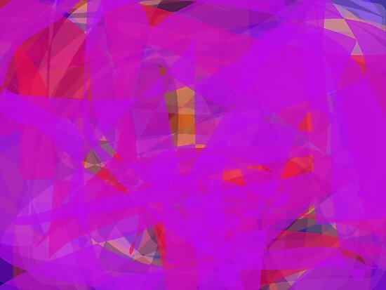 Purple Web by masabo