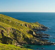 South West Coast Path by Revd Andy Barton