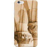 Basilica Venice Arch detail iPhone Case/Skin