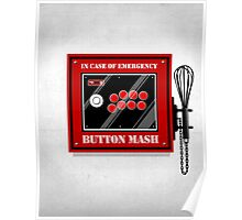Button Mash Poster