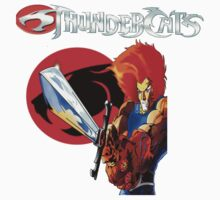 Thundercats Lion O by WeWantThat