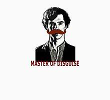 Sherlock Holmes, Master of Disguise Unisex T-Shirt